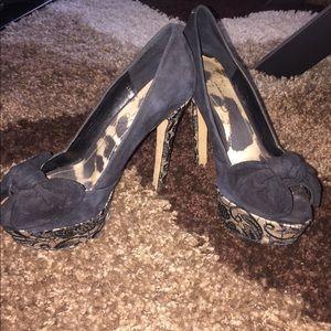 Jessica Simpson Heels Size 6.5